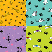 Cute pets patterns