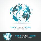 Sphere 3d design Vector symbol