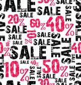Seamless sale background