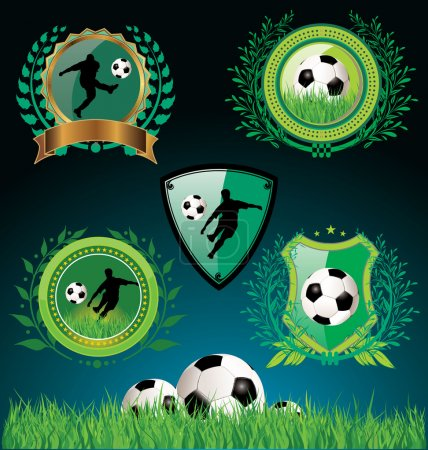 Soccer - football background