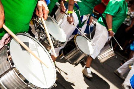 scènes de la samba