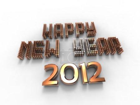 Happy new golden year