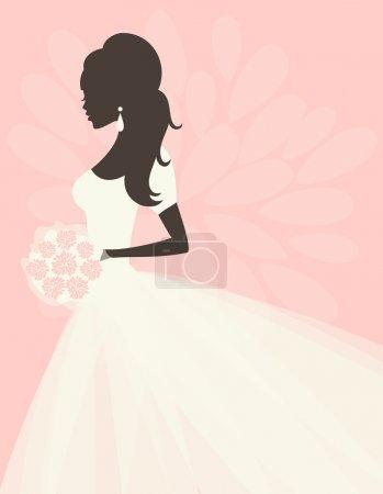 mariée romantique