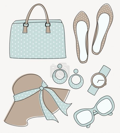 Fashion Accessories Set