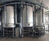 Dairy industry machiner