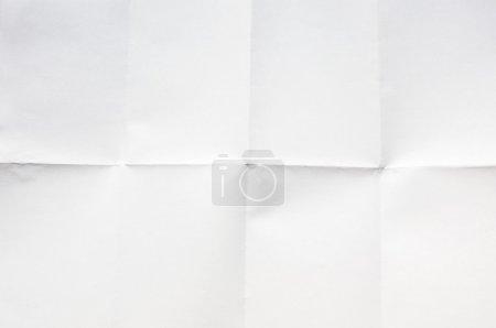 Photo pour Idéal pour une utilisation de fond photo noir papier usagé déplié - image libre de droit