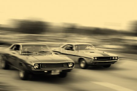 MUSCLE CAR CRUISE