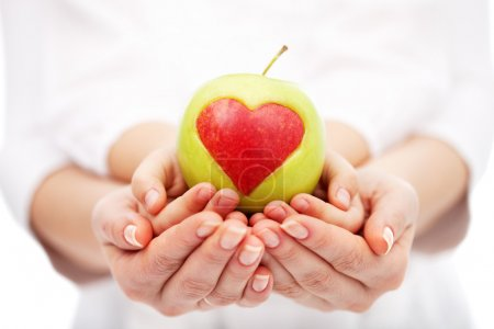 Helping children to a healthy diet and life