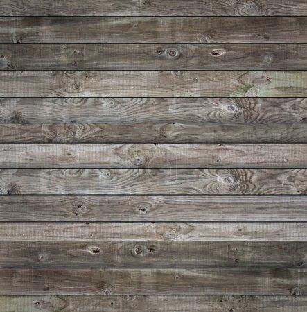 Photo pour Panneaux en bois pour le fond grunge - image libre de droit