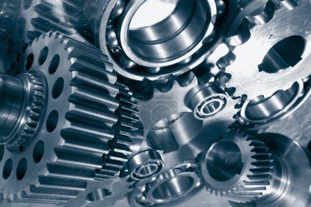 Maszyny narzędzia tytanu i stali