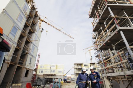 Building engineers and construction industry
