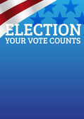 Election - your vote counts