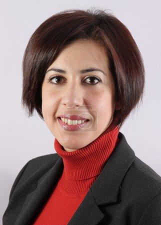 Portrait woman executive
