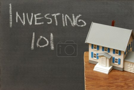 A conceptual image related to investments in real ...