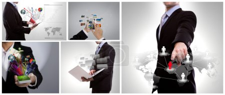 Collection of business