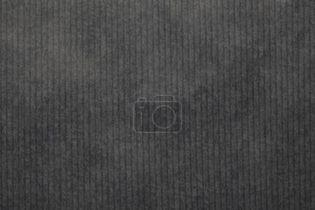 Black striped paper background
