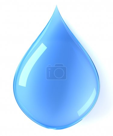 Photo for Water drop - Royalty Free Image