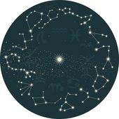 Zodiac sky