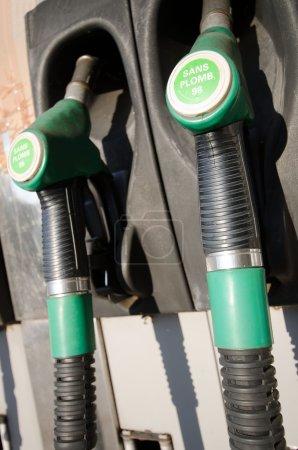 The fuel pump