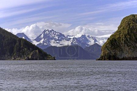 Cruise near Seward, Alaska