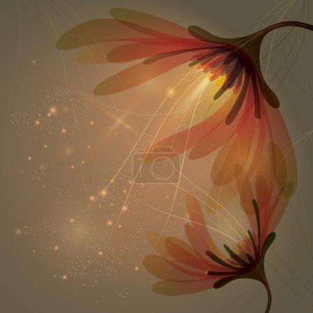 Fairy sweet flower