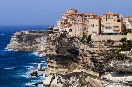 Bonifacio Corsica Sardinia Italy
