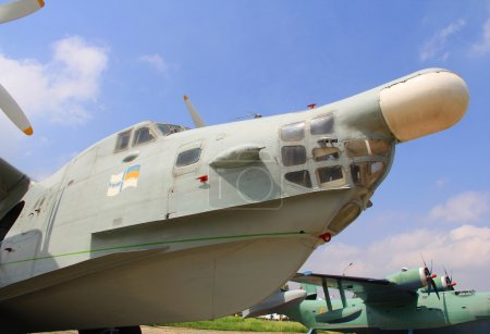 amphibische flugzeug