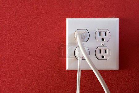 White Electrical Outlets