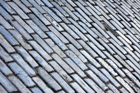 Old San Juan Cobblestone Texture