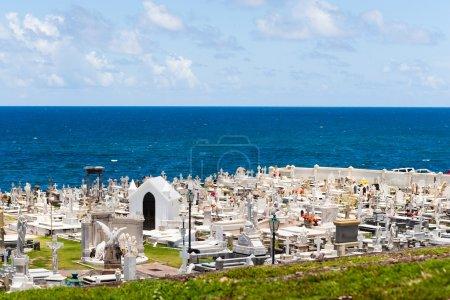 Old San Juan Graveyard