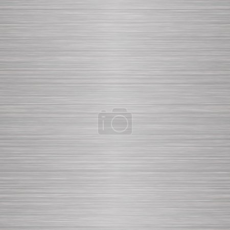 A seamless brushed nickel texture that tiles as a ...