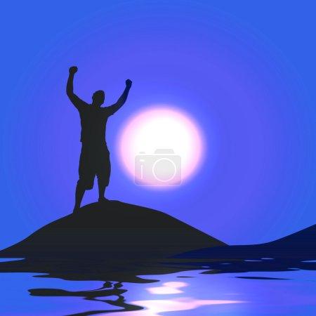 Moonlight Victory
