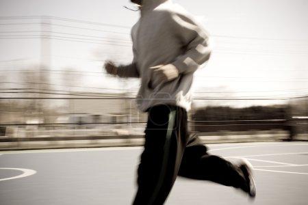 Warm Up Runner