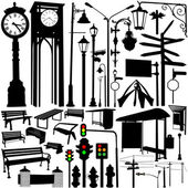 Ty objects and accessories vector