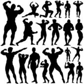 Gym, fitness set