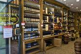 Belgian beer store