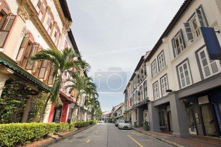 Singapore Preserved Historic Peranakan Houses