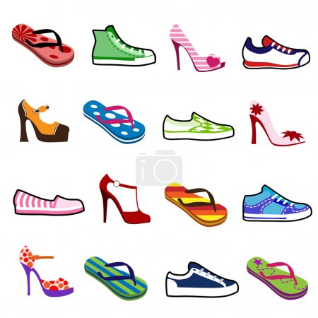 Shoes for man and woman