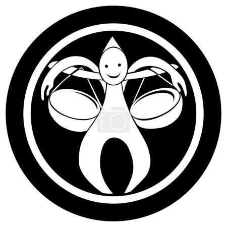 Zodiac sign, Aquarius tattoo