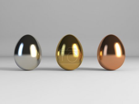 Easter eggs with high value