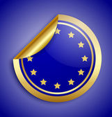 Europe Union sticker
