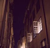 Open windows in Stockholm