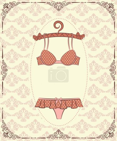 Vintage underclothing
