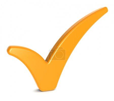 Photo pour Orange Cocher sur fond blanc . - image libre de droit