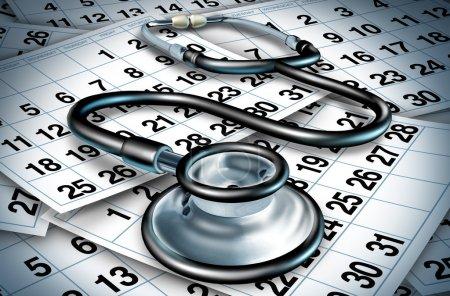 Medical wait time