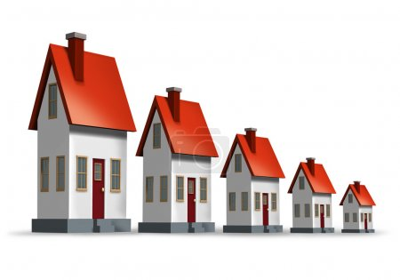 Housing market decline and lower real estate home ...