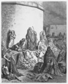 The Mourning over the Ruins of Jerusalem