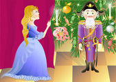 Nutcracker and princess Mari