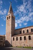 The church of Santa Eufemia, Grado
