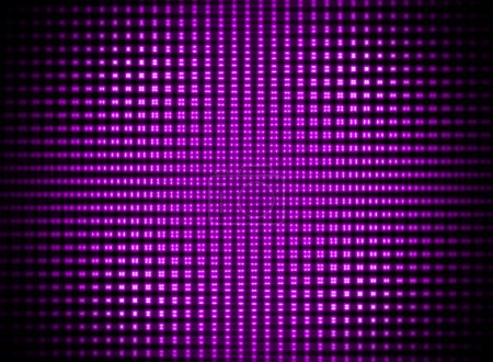 Purple lights background...